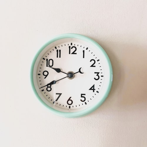 White Wall Clocks And Their Significance